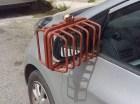 Seguridad retrovisor RD