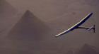 Solar Impulse 2 Egipto