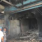 boom Solo una persona murió en la explosión San Cristóbal