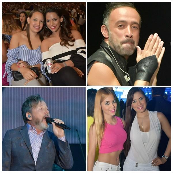camila 2 Fotos   Concierto Camila y Ricardo Montaner en RD