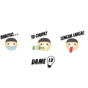 dominican slang Stickers Dominicanos para IOS Iphone