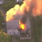 fuego NY   Dos policías y vecinos salvan a familia dominicana de incendio
