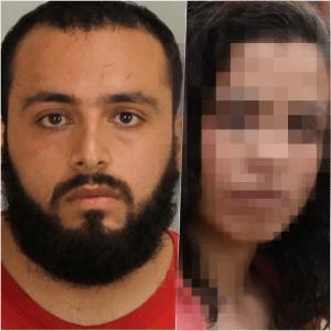 jeva dominicana Dominicana tiene una hija con el sospechoso de la explosión en Manhattan