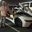 karim Principe Karim y el lío sobre un Ferrari