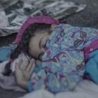 nina1 En el mundo hay 50 millones de niños desplazados