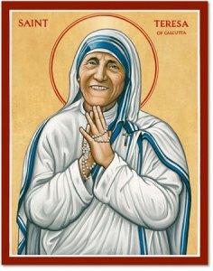 santa Santa Teresa de Calcuta