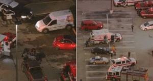 tiroteo Tiroteo en Houston deja 7 heridos