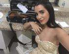 aisha syed Violinista dominicana con éxito en Nicaragua