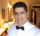 eddy herrera Eddy Herrera presente en Miss Venezuela 2016