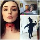 halloween1 Fotos   23 trajes de Halloween que rompieron en Internet