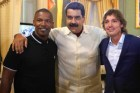 maduro jamie fox lukas daniel haas Foto – Maduro chillin con Jamie Foxx