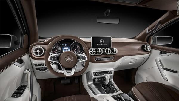mercedes benz 3 Fotos   La primera camioneta de Mercedes Benz