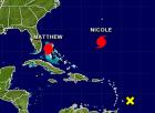 nicole La tormenta tropical Nicole se convierte en huracán