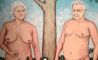 pepe mujica El cuadro de Pepe Mujica y su esposa encueros