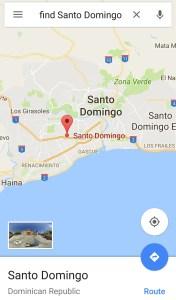 sd Dimelo, Google Maps