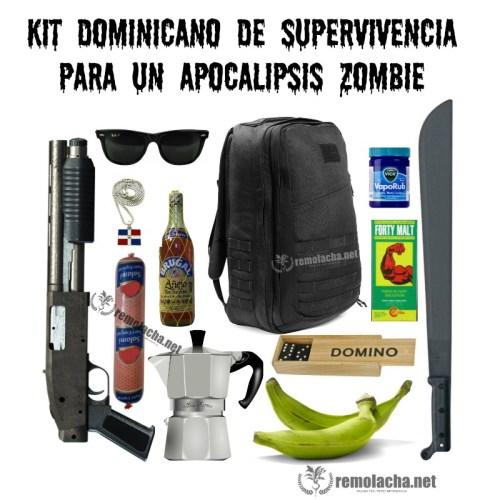 zdr2 7 razones de porqué el dominicano sobreviviría a un apocalipsis zombie