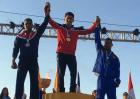 chile Canotaje dominicano gana oro, plata y bronce en Chile
