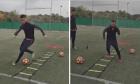 cristiano ronaldo Video   Cristiano Ronaldo quiere ser más rápido