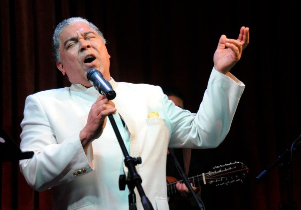 danny rivera Adivina adivinador: Cantantes dominicanos