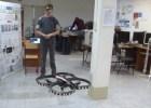 dron Dron que se controla con gafas de realidad virtual