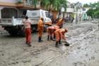 escombros puerto plata Recogen toneladas de escombros en Puerto Plata