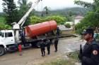 Desmantelan una docena de depósitos irregulares de combustibles