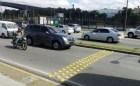 Amet retira reductores en Avenida del Puerto