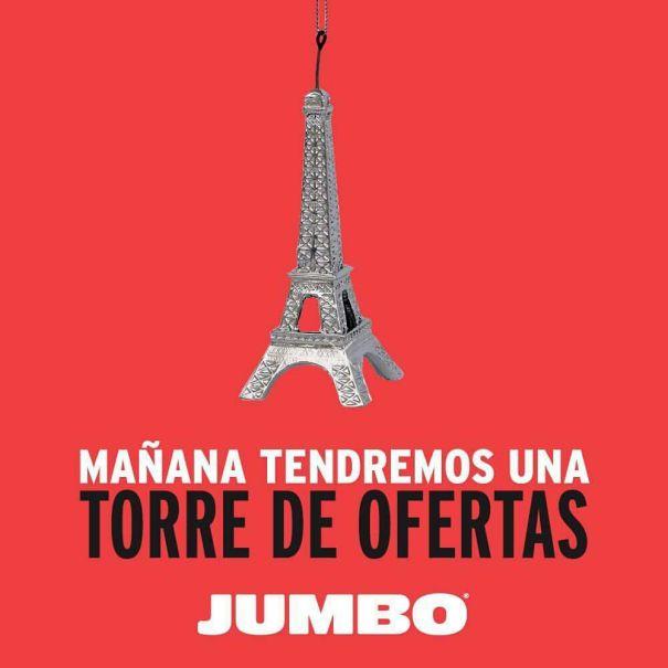Memes: La Torre Eiffel Dominicana