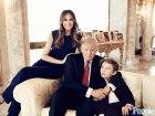 trump8 Por qué Melania Trump y su hijo no se mudarán a la Casa Blanca