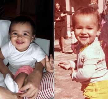 adivina1 Adivina adivinador: Comunicadora dominicana y su hija igualita a ella