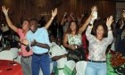 atletas dominicanos Atletas dominicanos están de risitas