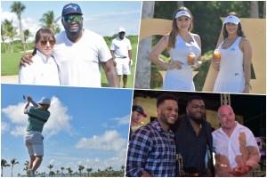 clasico de golf david ortiz Fotos del Clásico de Golf David Ortiz