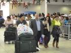 dominicanos ausentes1 Quille grandísimo por retraso entrega de maletas