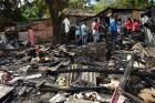 incendio los rios Incendio destruye 6 casas en sector Los Ríos