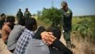 inmigrantes1 Aumentan inmigrantes tratando de cruzar la frontera de EEUU