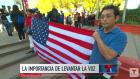 latinos Latinos toman las calles de Los Ángeles por sus derechos