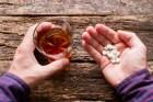 medicamentos alcohol Medicamentos que NO debes mezclar con romo