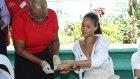 rihanna Rihanna se hace la prueba del sida