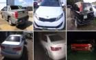santiago6 Mira a ver si uno de estos carros es tuyo o de un pana