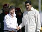 santos maduro Colombia y Venezuela reabrirán su frontera