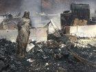 tennessee Estatua de Jesús sobrevive a voraz incendio en Tennessee