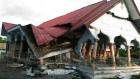 terremoto en indonesia Primeras imágenes de Indonesia tras terremoto