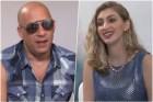 vin diesel periodista Vin Diesel se 'desespera' con periodista sexy