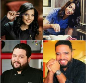 chef RD: chefs dominicanos con más seguidores en Instagram