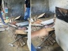dncd1 DNCD desmantela casa donde entregaban drogas