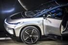 faraday future El maquinón que le hará competencia a Tesla