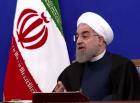 hasan rohani Irán rechazará renegociar acuerdo nuclear