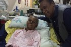 leonardo paniagua Popular bachatero cumple sueño de anciano enfermo