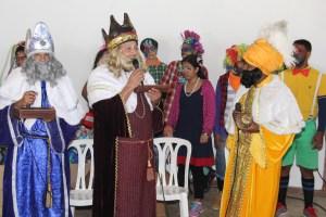 los reyes nagos en vivo ACROARTE celebra el Día de los Santos Reyes