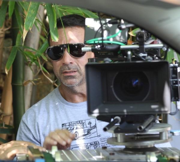 """luis 2 Conoce la película """"Luis"""", de Archie López (fotos rodaje)"""